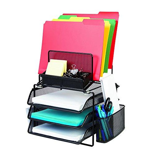 staples-all-in-one-black-wire-mesh-desk-organizer