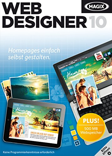 MAGIX Web Designer 10 [Download]