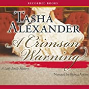 A Crimson Warning | Tasha Alexander