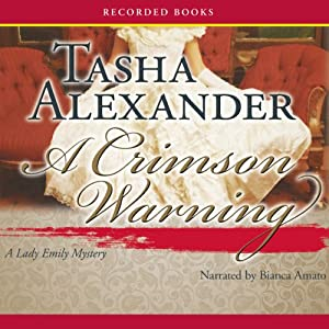 A Crimson Warning Audiobook
