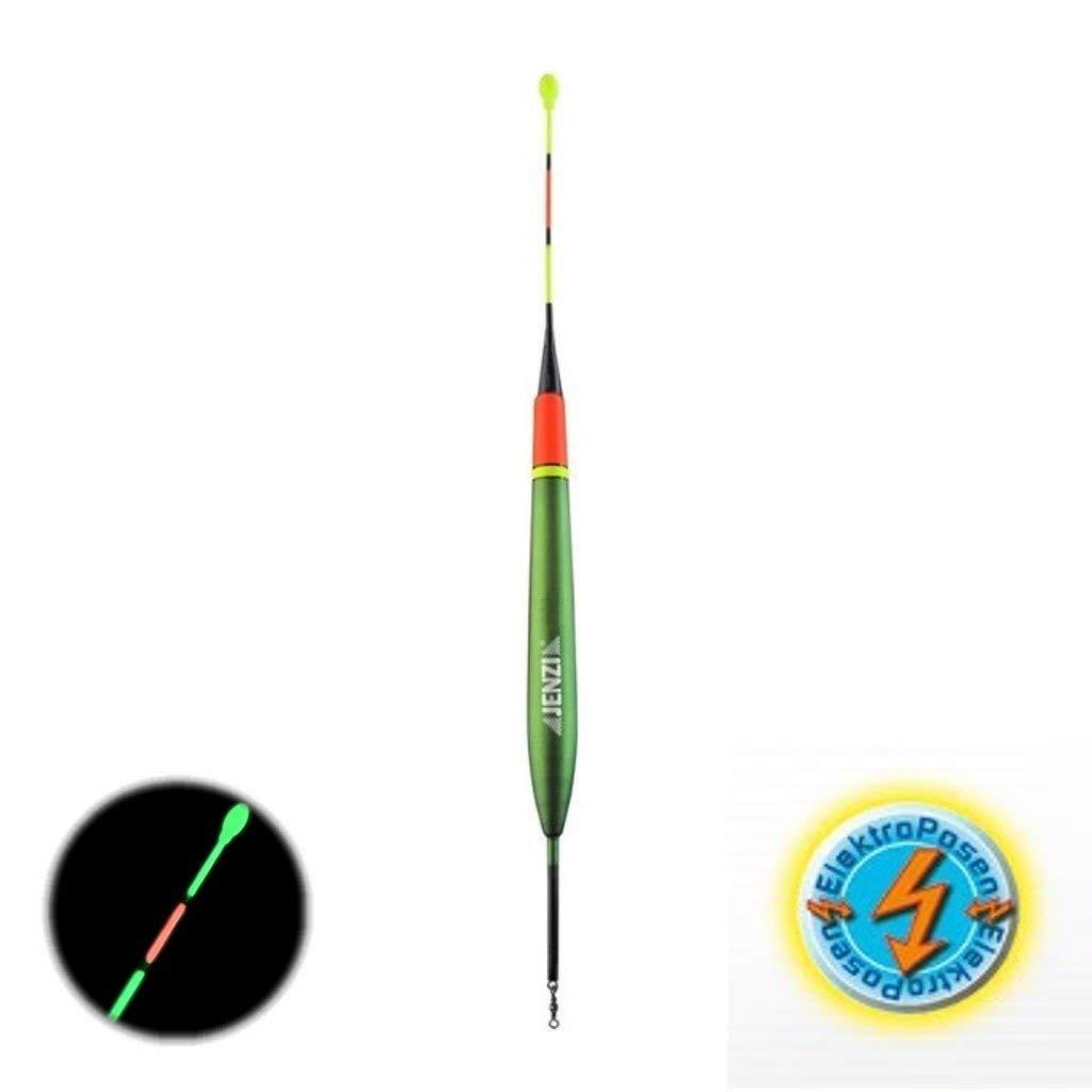 Jenzi 6015 060 - Flotador eléctrico con diodo LED (26 cm, 6 g): Amazon.es: Deportes y aire libre