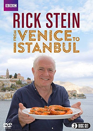 Amazon Com Rick Stein From Venice To Istanbul Dvd Movies Tv