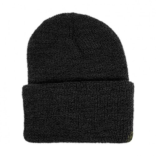 Amazon.com  Village Hat Shop Genuine Government Issue Wool Watch Cap ... 967e42468e8