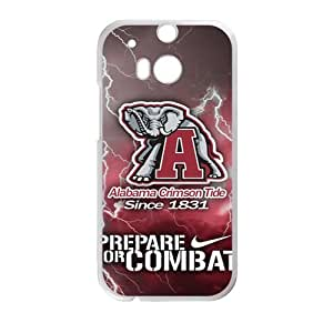 alabama football Phone Case for HTC One M8