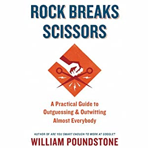 Rock Breaks Scissors Audiobook