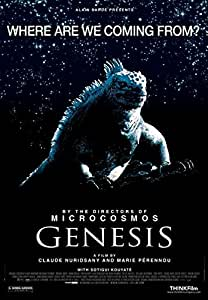 Genesis Movie Poster (27,94 x 43,18 cm)