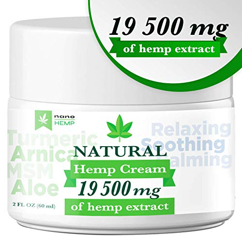 Organic Hemp Relief Cream Arnica product image