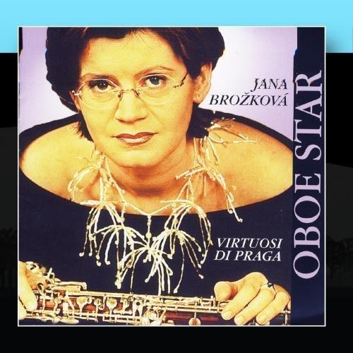 Oboe Star by Jana Brozkova (2011-03-09)
