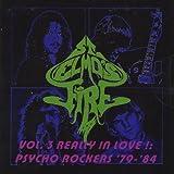 Really in Love!: Psycho Rockers 1979-84 3 by St. Elmo's Fire (2011-03-01)