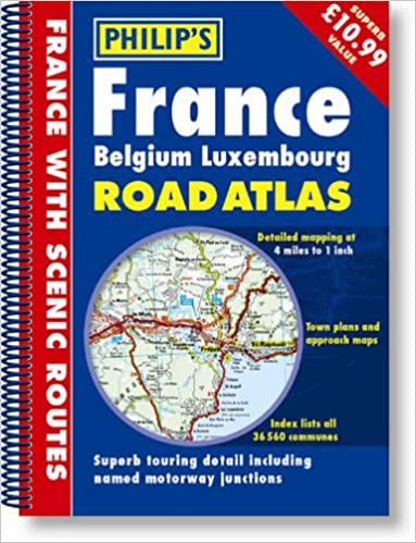 Road Atlas France 2006