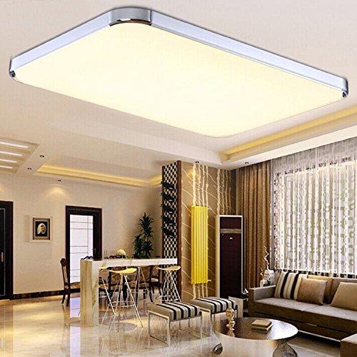 Reviewmeta Com Mctech 48w Led Modern Deckenleuchte Deckenlampe