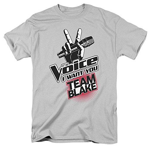 The Voice Team Blake Shelton TV Show Adult T-Shirt Tee