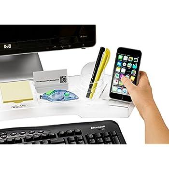 Go-Go-Station Desktop Organizer, the Dashboard for Your Desktop