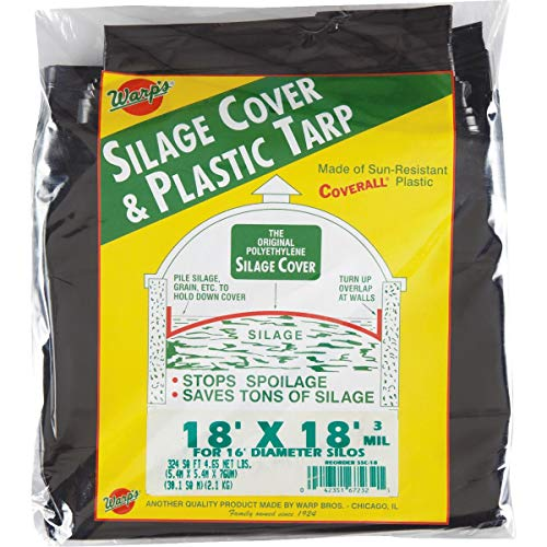Warp Bros. Ssc-18 Silage Cover