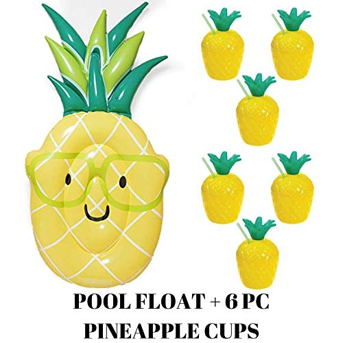 (Jungle Co. Pineapple Pool Set | Over 65