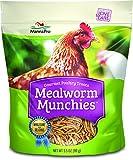 Manna Pro Mealworm Munchies Treats, 3.5 oz