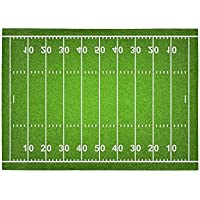 Modern Collection American Football Field Custom Indoor Soft Carpet Area Rug 7x 5