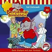 Benjamin hat Zahnweh (Benjamin Blümchen 35) | Elfie Donnelly