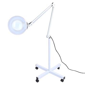 Pied Esthetique Loupe Sur Led D'atelier 5x Lampe 31FJlcTK
