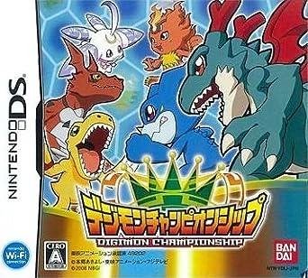 Amazon com: Digimon Championship [Japan Import]: Video Games