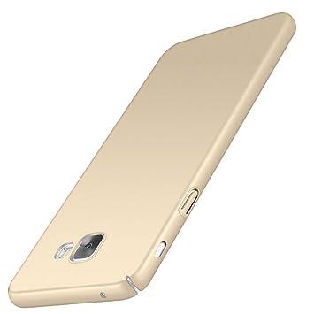 Funda Samsung Galaxy A5 2016, Aostar Carcasa Ultra ligero sedoso pintura PC Funda protectora de teléfono Protective Case Cover para Samsung Galaxy A5 ...