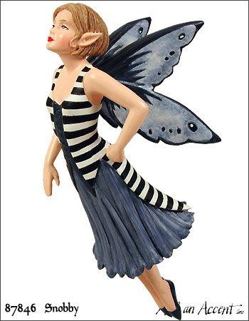 Snobby Fairy Diva Based On Amy Brown Art Work