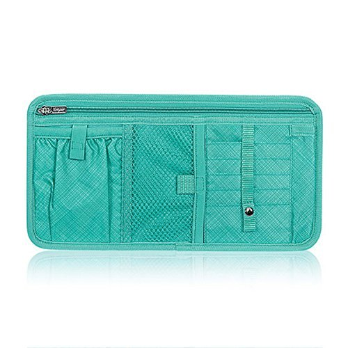 Thirty One Made In The Shade Pocket in Turquoise Cross Pop - 4789