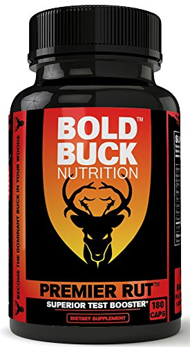 PREMIER Testosterone Supplement Guaranteed Strength