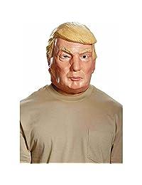 Disguise Men's Donald Trump Deluxe Mask