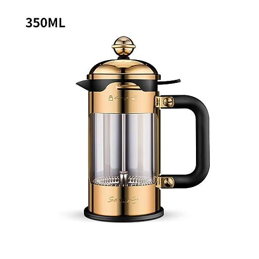 Stoge Cafetera Francesa A Presión De 350 Ml con Filtro De Acero ...