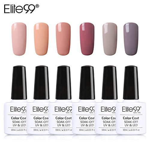 Elite99 Soak Off UV LED Gel Nail Manicure Collections Nail A