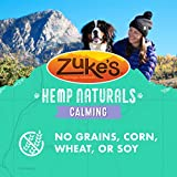 Zuke's Hemp Naturals Calming Dog Treats - Chicken