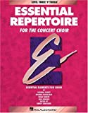 Essential Repertoire Concert Choir, Bobbie Douglass, 0793543495