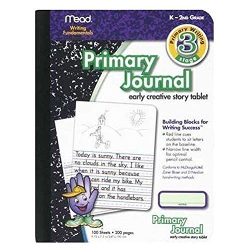 Mead Primary Journal K 2nd Grade