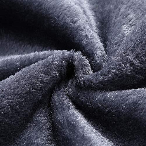 Extérieur Manteau Sports Coat noir Fourrure Parka Col Veste C Blousons Randonnée Grande Polaires Chaud Longue Taille Ciellte Homme D'hiver De En 45qSfnx7