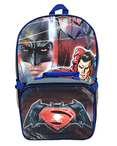 Backpack Superman (Dc Comics Batman V Superman 16