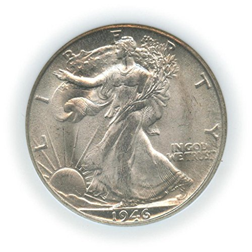 Count of 5 - Walking Liberty Half Dollar XF/VF Condition 90% Silver Extra Fine to Very ()