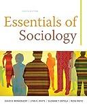 Bundle: Essentials of Sociology, 8th + WebTutor(TM) ToolBox for Blackboard Printed Access Card, David B. Brinkerhoff, Lynn K. White, Suzanne T. Ortega, Rose Weitz, 1111190062