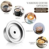 Coffee Capsule - Stainless Steel Refillable