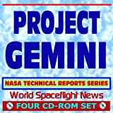 Project Gemini - NASA Technical Reports Series, Capsule, Manned Flights, Technology (Four CD-ROM Set)