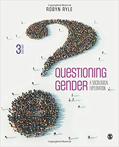 Amazon questioning gender a sociological exploration questioning gender a sociological exploration third edition fandeluxe Image collections