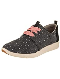 Toms Women's, Del Rey Lace up Sneakers