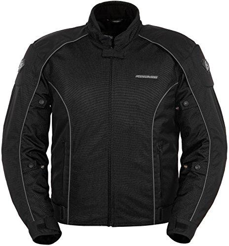 Air Flow Textile Jacket - 8