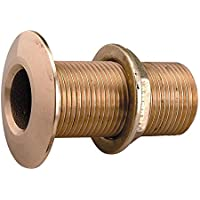 Perko 3/4inch Thru-Hull Fitting w/Pipe Thread Bronze MADE IN THE USA