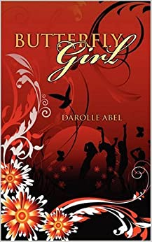 Book Butterfly Girl