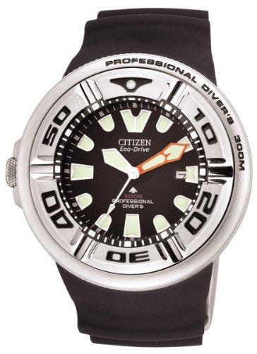 Citizen Men's BJ8050-08E Eco-Drive Promaster Diver Watch