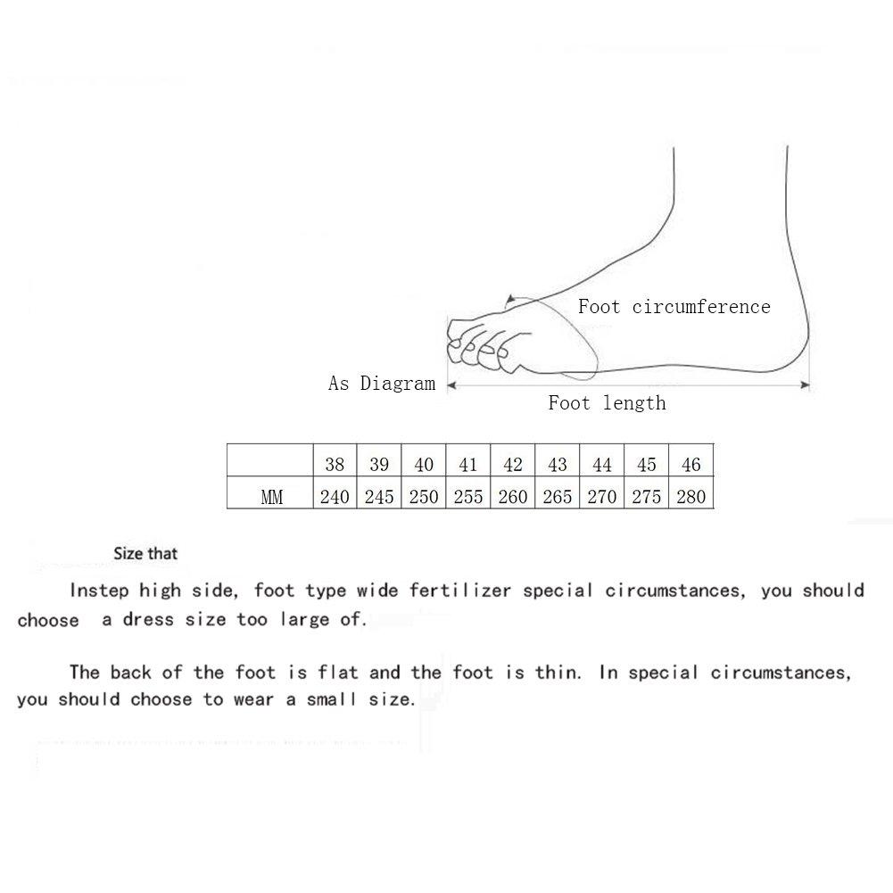 Scarpe da da da Uomo Tessuto Autunno Inverno Comfort scarpe da ginnastica Scarpe da Trekking Outdoor Uomo High-Top Comfort Moda Stivali Scarpe da Arrampicata (colore   Nero, Dimensione   41) 016171