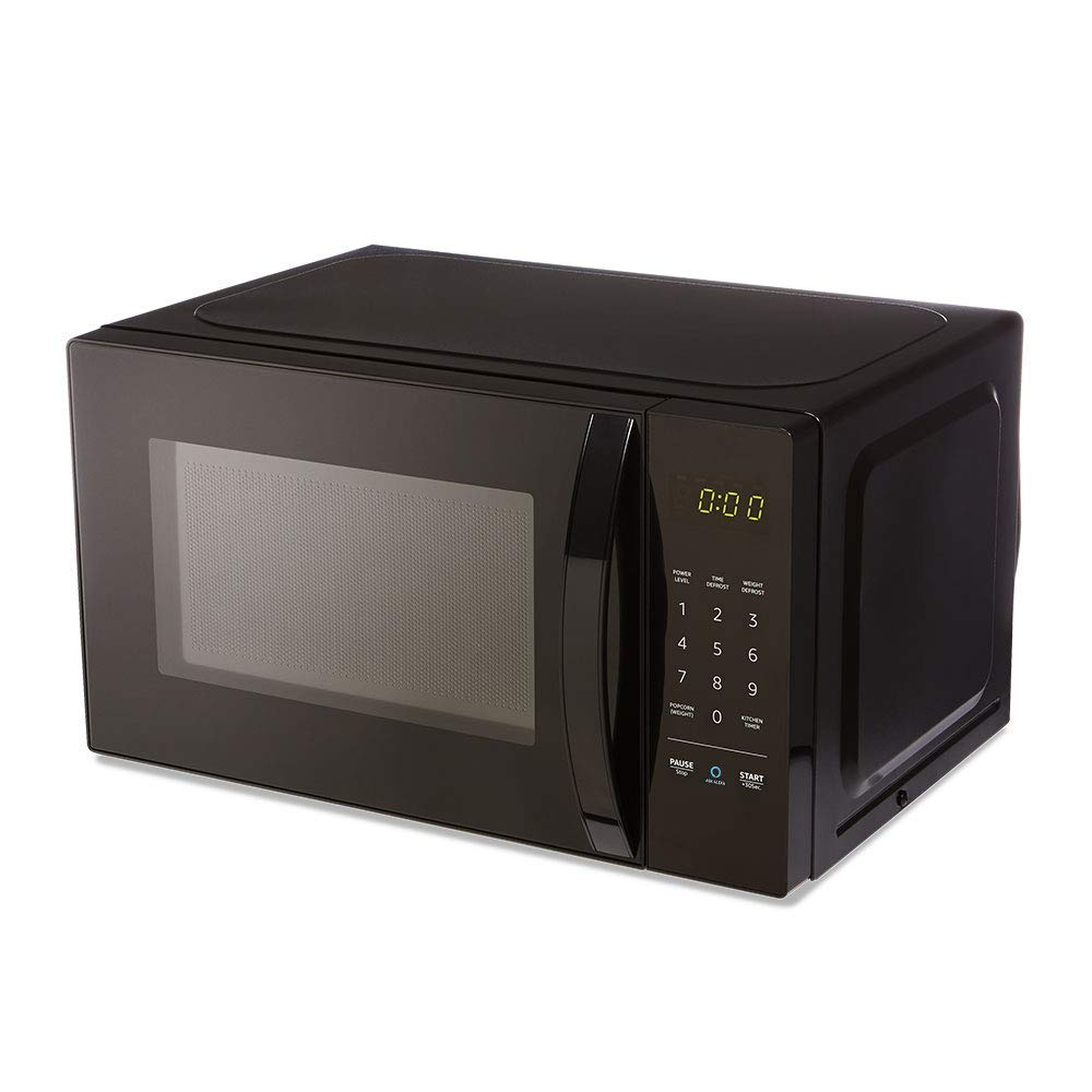 Amazon Basics Microwave Oven with Alexa