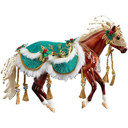 Breyer 2019 Holiday Traditional Series Horse - Minstrel | 2019 Holiday Collection | Limited Edition | Model #700122