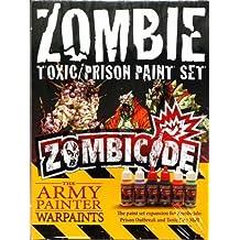 Warpaints: Zombicide Toxic-Prison Set WP8008